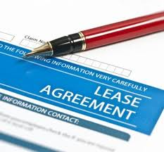 Leasing Commercial property